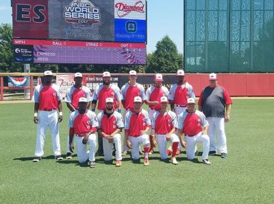 WC EXPRESS REPRESENTS WELL THE HCSL @ 84TH NBC WORLD SERIES