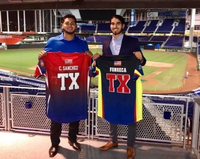 Christian Sanchez, TSU and Joshua Fonseca UH-Victoria Invited To Play In International Power Showcase